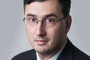 Pavel Černý, advokát a partner ve Frank Bold Advokáti