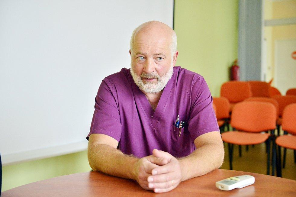 MVDr. Vojtěch Novák, Veterinární rehabilitační klinika Jaggy v Praze.