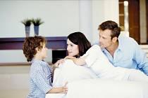 V České republice je zakotven termín rodičovství, na formě rodinného soužití nezáleží.