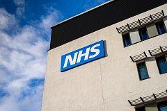 Britská národní zdravotní služba (NHS), ilustrační foto