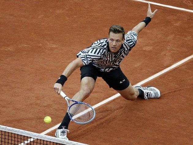 Tomáš Berdych na Rolland Garros 2016