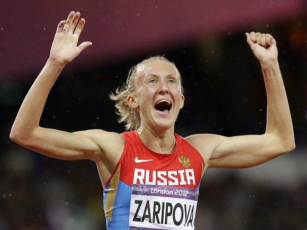 Tak vypadala radost hříšnice Julie Zaripovové