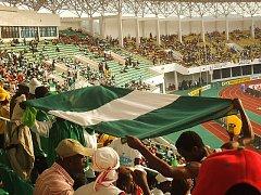 Fanoušci Nigérie
