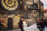 Korejská svatba v Praze