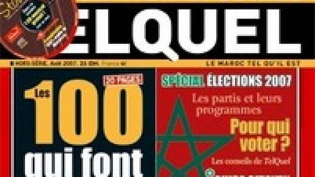 Editor eníku Tel Quel stane před soudem.