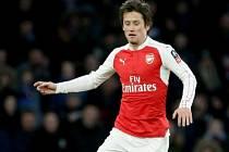 Tomáš Rosický už zase hraje za Arsenal