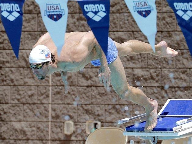 Michael Phelps chce po svém návratu do bazénu závodit hlavně pro zábavu.