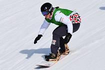 Snowboardcrossařka Sára Strnadová