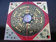 kompas feng-šuej
