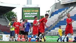 Žáci ZŠ Sluneční v Šumperku.