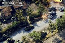 Počítačová hra Sudden Strike 4.