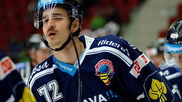Stanislav Balán ještě v dresu Vítkovic.