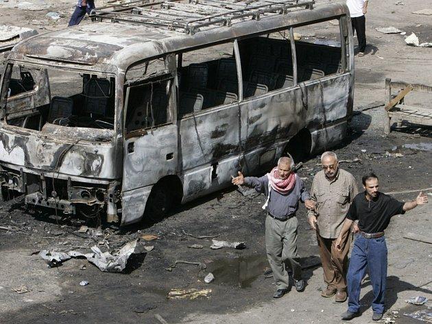 V Iráku se opět zabíjelo.
