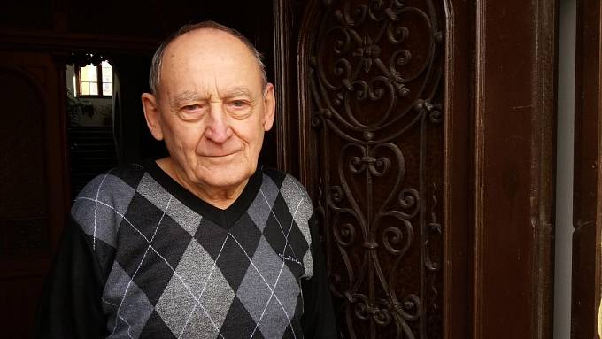 Jaroslav Cibulka v roce 2016.