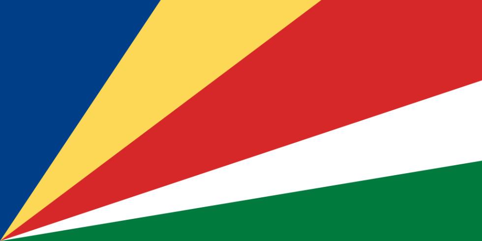 Vlajka Seychel