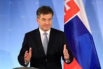 Šéf slovenské diplomacie Miroslav Lajčák