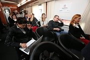 Prezidentští kandidáti se sešli se studenty z Ústí nad Labem