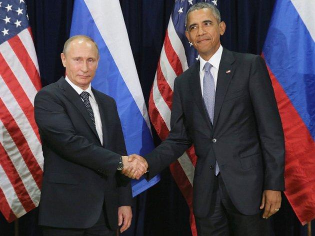 Rusko by se mohlo zapojit do leteckých úderů západních zemí proti organizaci Islámský stát (IS) v Sýrii. Po setkání s americkým prezidentem Barackem Obamou to uvedl jeho ruský protějšek Vladimir Putin.