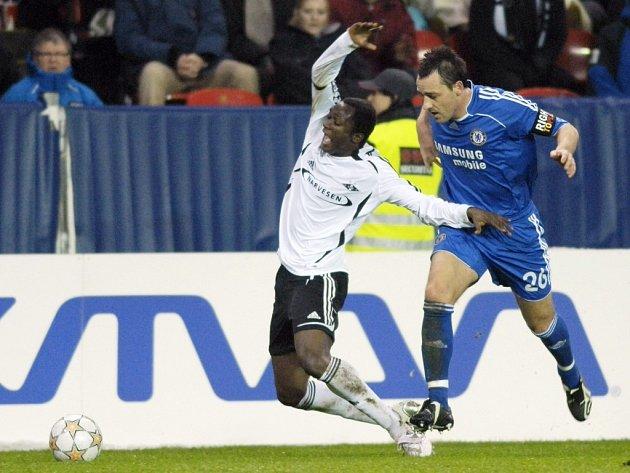 Rosenborg Trondheim vs. Chelsea Londýn