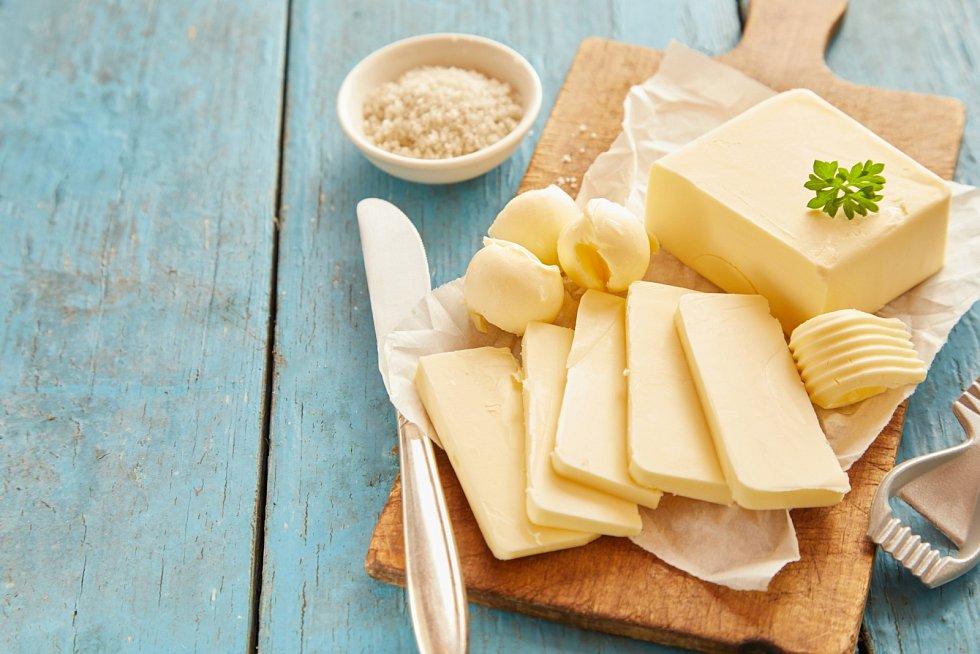 Které potraviny budou povinně české? Například máslo