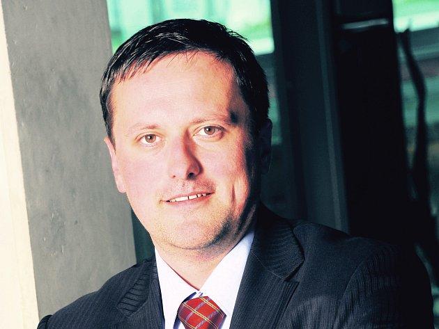 Ředitel PSG International Tomáš Krones.