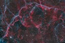 Zbytky supernovy Vela