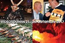 Videosouhrn Deníku 25.–26. listopadu 2017