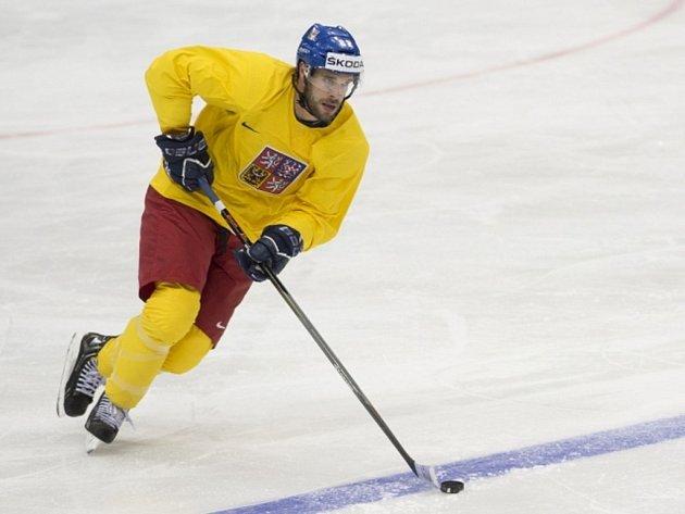 Michal Vondrka si může poprvé na MS zahrát už o víkendu.