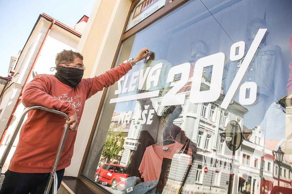 V Kolíně otevřely další obchody.