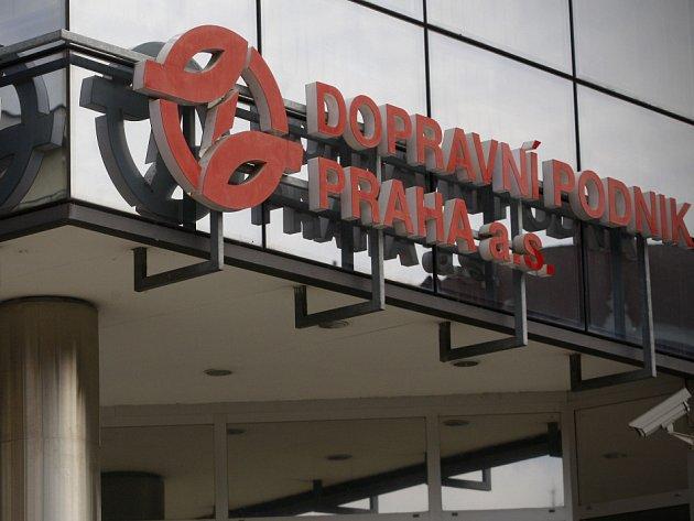 Protikorupční policie začala 17. srpna prohledávat budovu pražského Dopravního podniku.