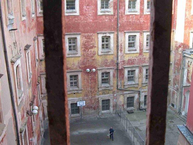 Mírovská věznice patří k nejtěžším nápravným ústavům v ČR