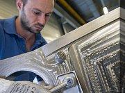 Airbus poprvé použil vzpěry vyrobené 3D tiskem