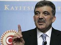 Příští turecký prezident Abdullah Gul.