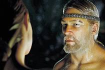 Ve filmovém Beowulfovi se málem stírá rozdíl mezi reálným a fiktivním obrazem.