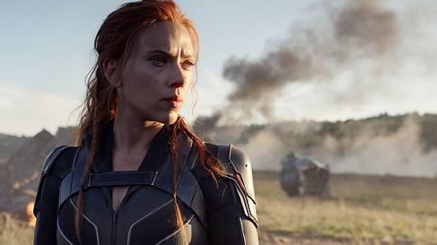 Scarlett Johansson ve filmu Black Widow