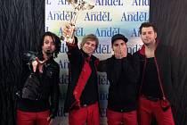 Ceny Anděl 2011: Skupinou roku jsou Mandrage