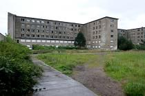 Po areálu pro sjezdy NSDAP v Norimberku je Prora největší nacistickou stavbou.