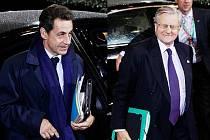 Z prvního dne summitu Evropské unie v Bruselu.