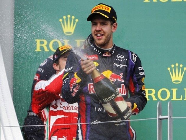 Sebastian Vettel se v Kanadě dočkal premiérového vítězství v tamní Velké ceně.