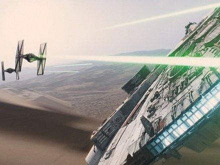 Star Wars: Síla se probouzí.