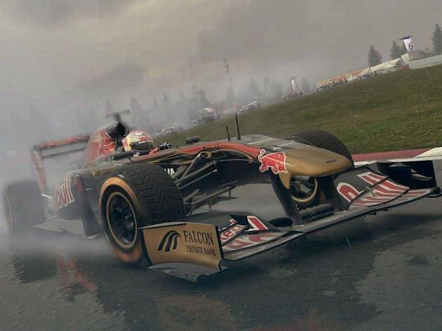 Počítačová hra F1 2011.