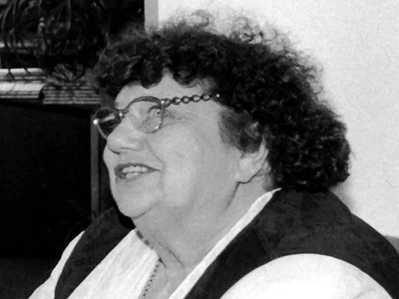Helena Růžičková na autogramiádě - rok 1997