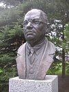 Busta Josefa Lady v Hrusicích
