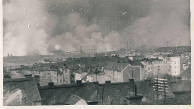 Bombardování Škodovky