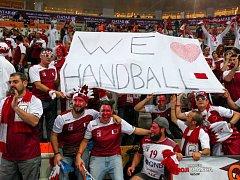 Budou fanoušci katarských házenkářů na domácím mistrovství světa slavit senzační zlato?