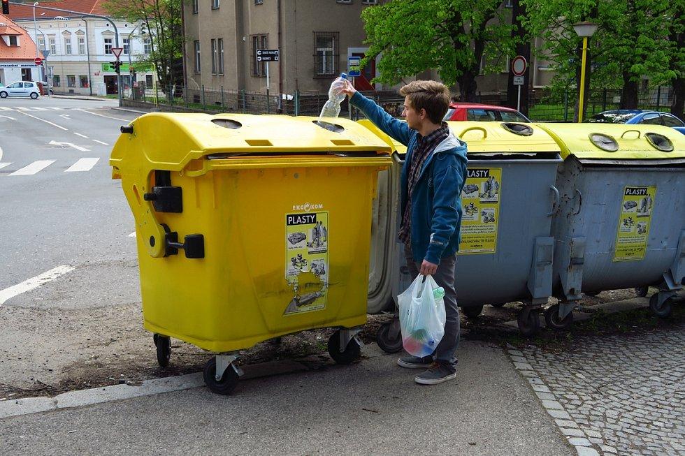 Tříděním dáváte odpadu druhou šanci