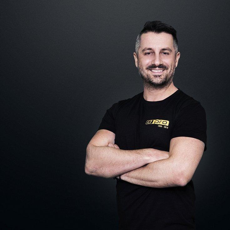Luboš Machoň z agentury Dream Pro.