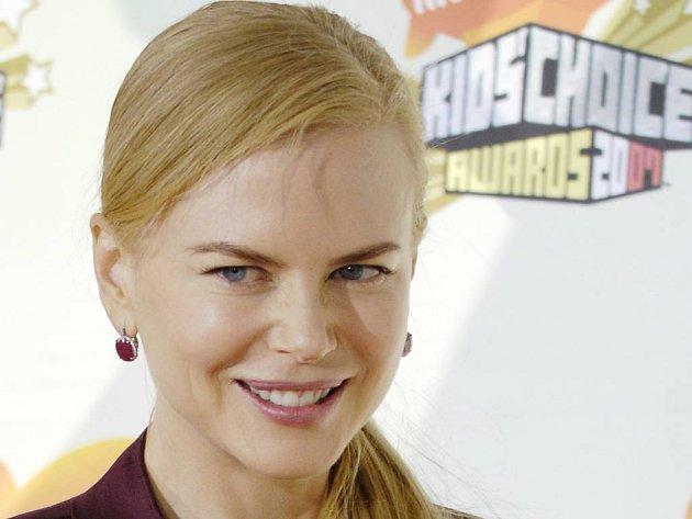 Nicole Kidmanová se ve filmu možná také objeví.