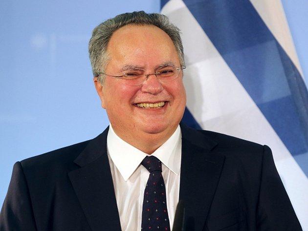 Řecký ministr zahraničí Nikos Kotzias se dnes omluvil z plánované návštěvy České republiky, která se měla konat v úterý, sdělilo to ministerstvo zahraničí.