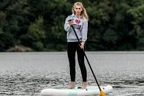 Paddleboarding. Ilustrační foto.
